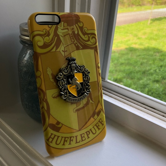 huffelpuff iphone 8 case
